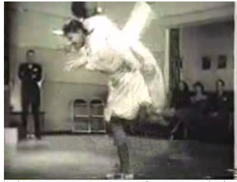 Lindy Hop Biographies Shorty George