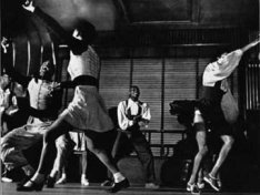 Swing dance at the Savoy